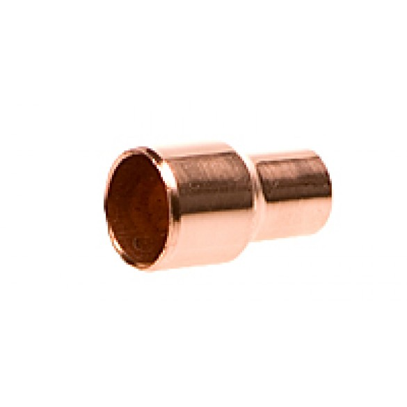 Copper reducer quot sweat fittings