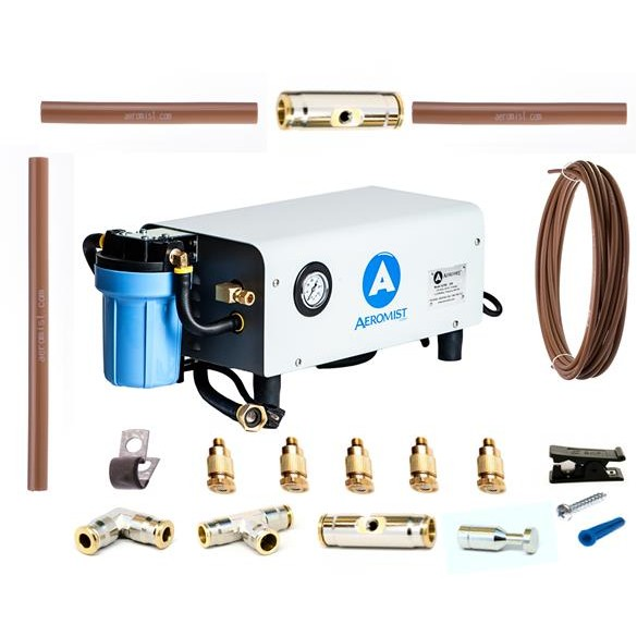 10430 30 FT 300 PSI Nylon Misting System
