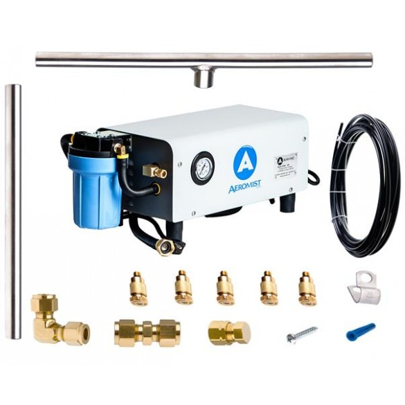 10440-SS 40 FT S.S. 300 PSI Misting System