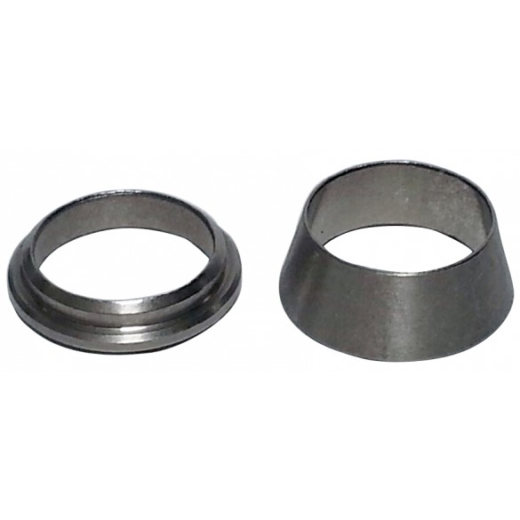 """Replacement S.S. Ferrule Fittings 3/8"""""""