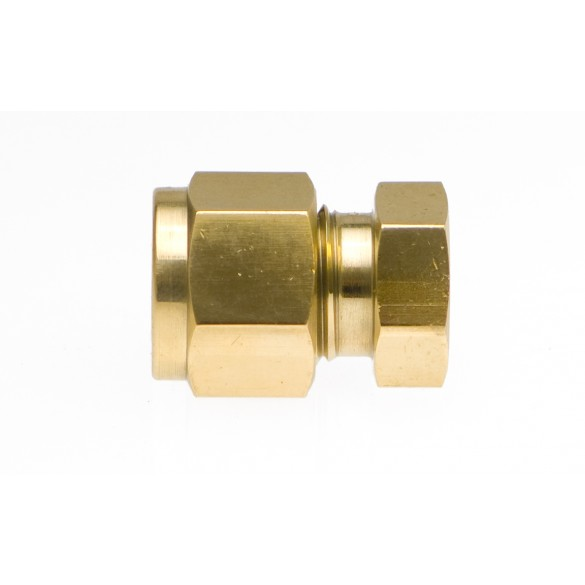 Brass End Plug 3/8""