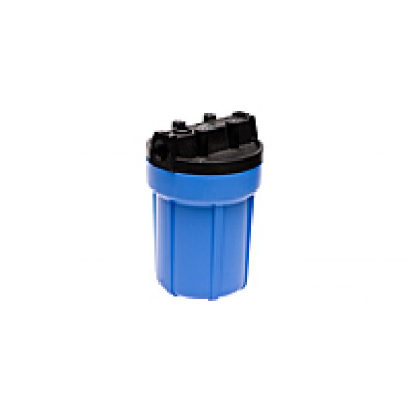 Filters For Misting Systems : Quot blue filter housing fnpt filters patio misting