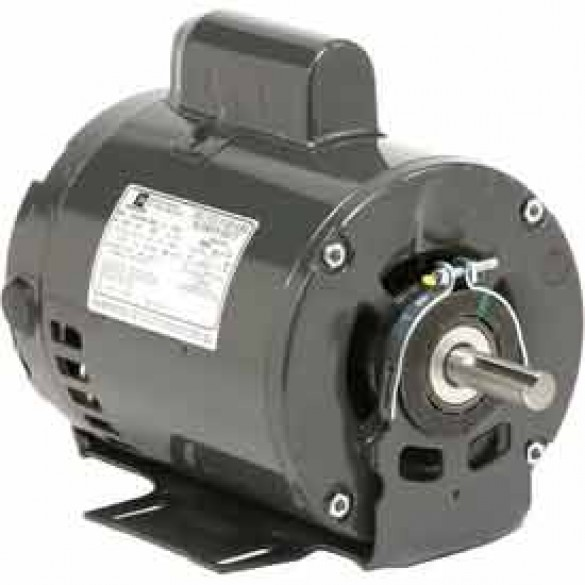 Elect. Motor 1.5 HP Pulley 50/60 hz