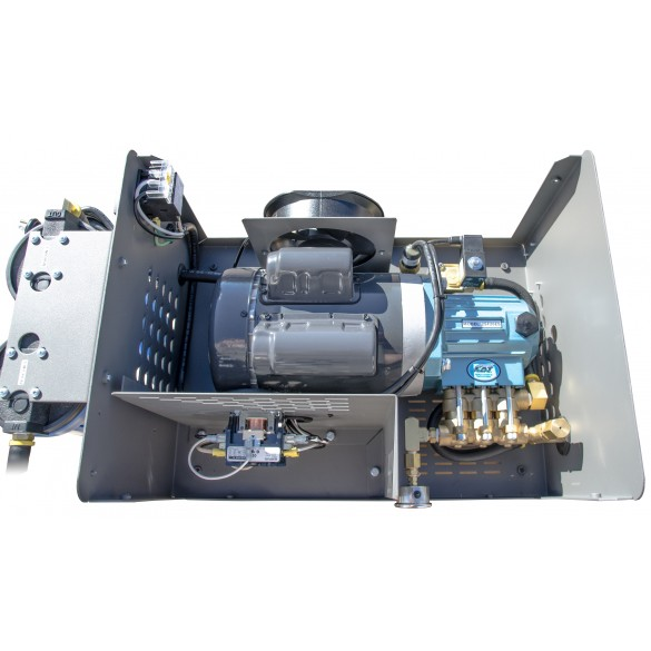 Totally Enclosed Direct Drive Pump 2.1 GPM