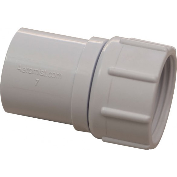 Quot pvc garden hose adapter fittings