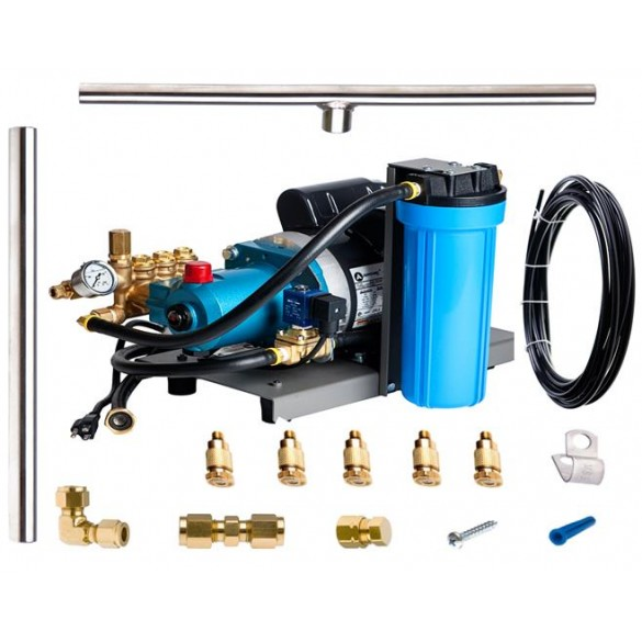 10399 100 FT S.S. 1000 PSI Misting System