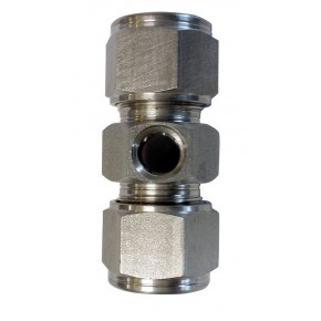 "1/2"" Branch Union 1 - Outlet 1/4"" NPT"