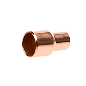 "Copper Reducer 3/8"" x 1/4"""