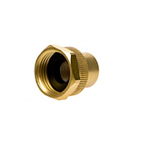 "Hose Adapter 3/4"" x 3/8"""