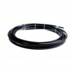 "1/4""O.D.  Nylon Tube 50 FT Roll Black"
