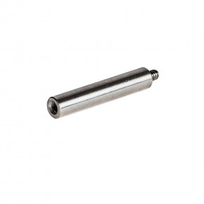 """Stainless Steel Nozzle Extension 2"""" 10/24"""