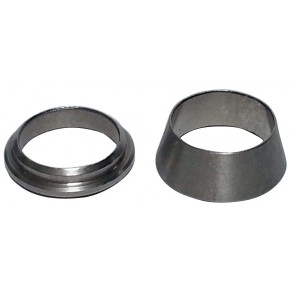 Replacement S.S. Ferrule Fittings 3/8""