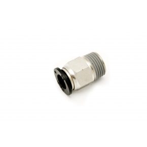 "1/4""x1/4"" Plastic Male Adapter"
