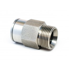 "1/2"" Tube x 1/2"" MNPT Slip Lok Male Adapter"