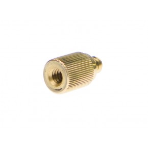 "Anti-Drip Adapter, 1/2"" Extention 10/24 Thread"