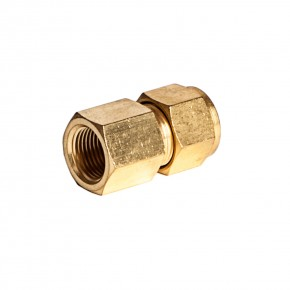 "Brass Female Adapter 3/8"" x 3/8"" FNPT"