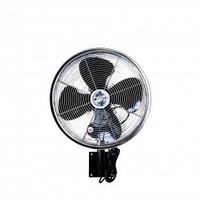 "18"" Oscillating Misting Fan Grill & Housing in SS304"
