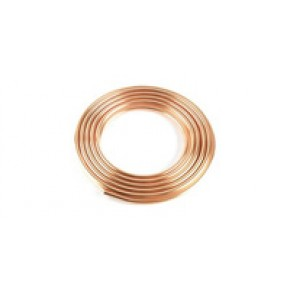 """Copper Tubing 3/8"""" O.D. 50 FT Coil"""