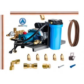 10236 36FT Copper Misting System