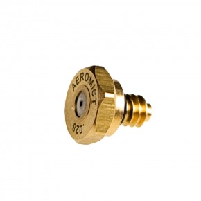 Hex Series Nozzle .020 x 12/24