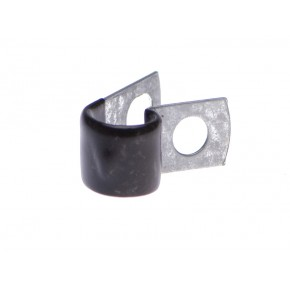 Vinyl Coated Clamp 3/8""