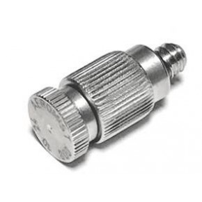 High Pressure 303 SS Anti Drip Misting Nozzle .014 12/24 Flow .034 GPM
