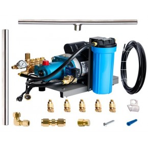 10390 90 FT S.S. 1000 PSI Misting System
