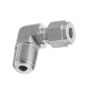 SS 316 Male Elbow 3/8